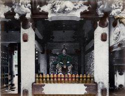 90809-0004 - Yomeimon Gate Guardian