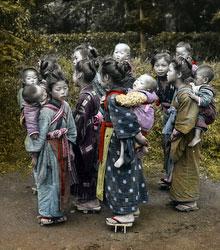 91204-0006 - Komori Nursemaids