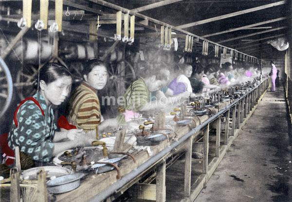100914-0018 - Women Reeling Silk