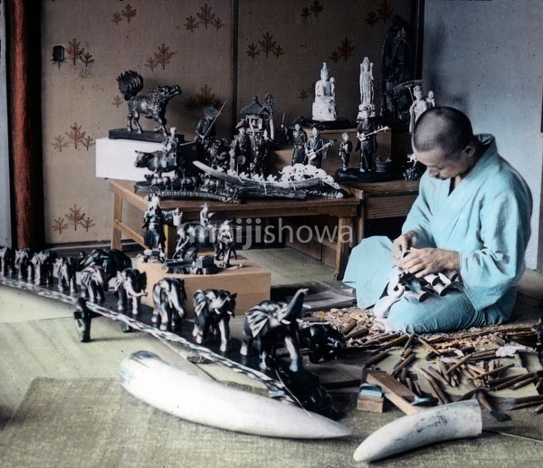 100910-0029 - Ivory Craftsman