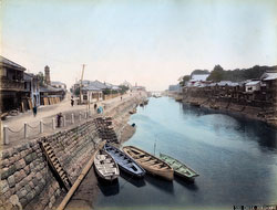 80302-0022-PP - Boats in Canal