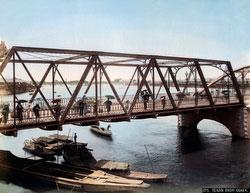 80302-0026-PP - Tenjinbashi Bridge