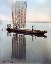 80302-0083-PP - Sailing Vessel