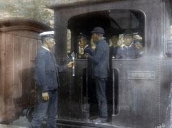 90220-0005 - Train Conductors