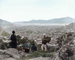 90415-0017 - View on Nagasaki