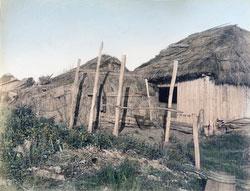 90415-0021 - Ainu Houses