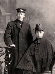 70203-0001 - Tonbi Coat and Uniform