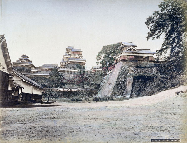 100908-0038 - Kumamoto Castle