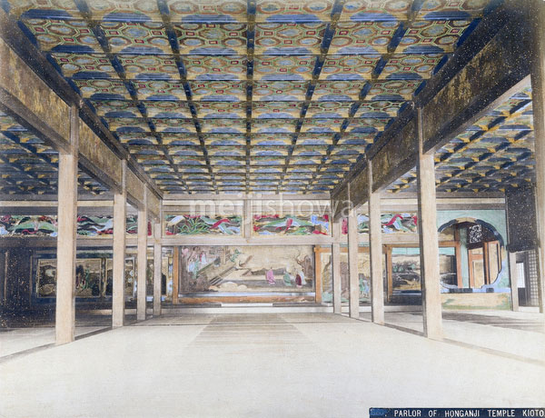 100908-0050 - Honganji Interior
