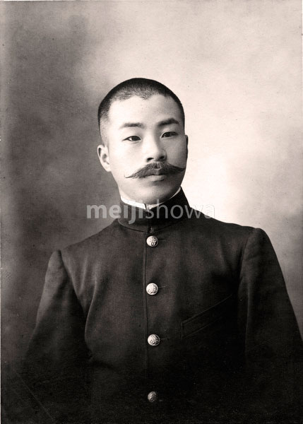 70203-0007 - Man in Uniform