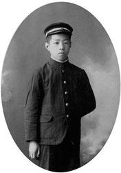 70203-0010 - Boy in School Uniform