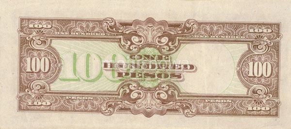 110606-0004.1 - Hundred Pesos Note