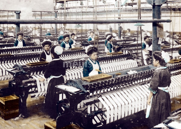 110613-0041 - Cotton Spinning Factory