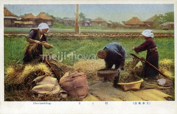 110705-0011 - Threshing Rice
