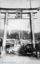 110705-0041 - Torii in Kawachi