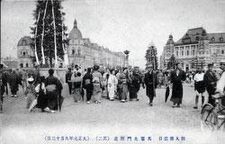 110707-0027 - Funeral of Meiji Emperor