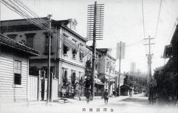 110804-0055 - Kanazawa Post Office