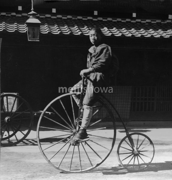 120412-0003 - High Wheel Bicycle.