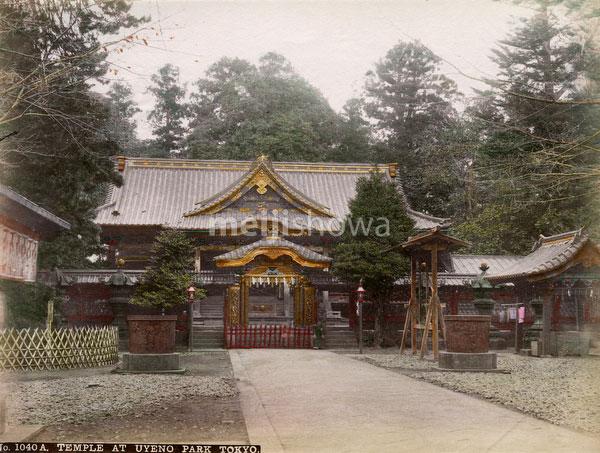 120821-0062 - Ueno Tosho-gu Shrine