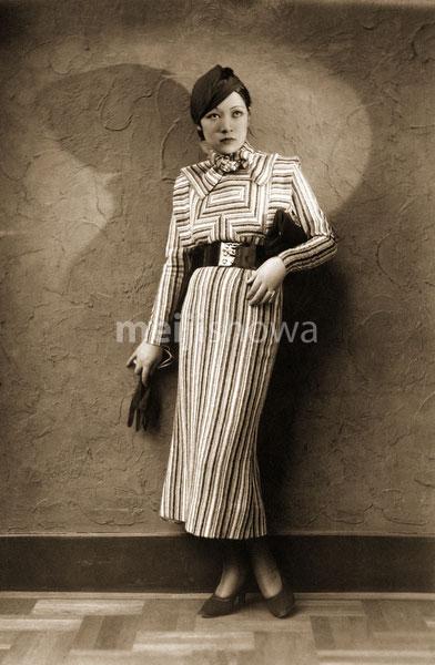 130126-0008 - Woman in Dress