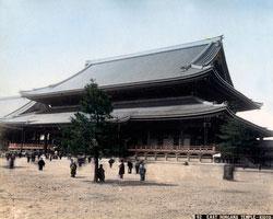 80303-0002-PP - Higashi Honganji Temple