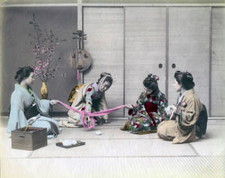 80303-0084-PP - Geisha Entertainment