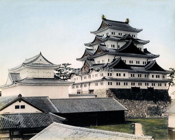 80303-0097-PP - Nagoya Castle