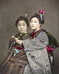 120207-0043-PP - Women in Kimono