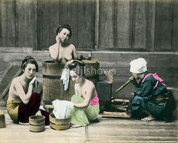 120207-0073-PP - Bathing Women