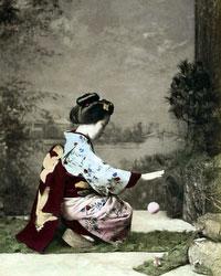 120207-0076-PP - Woman in Kimono