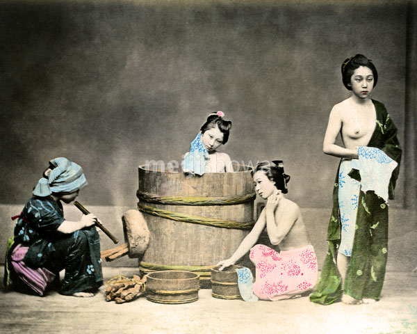 120207-0135-PP - Bathing Women