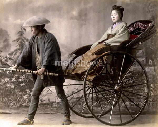 120207-0145-PP - Woman in Rickshaw