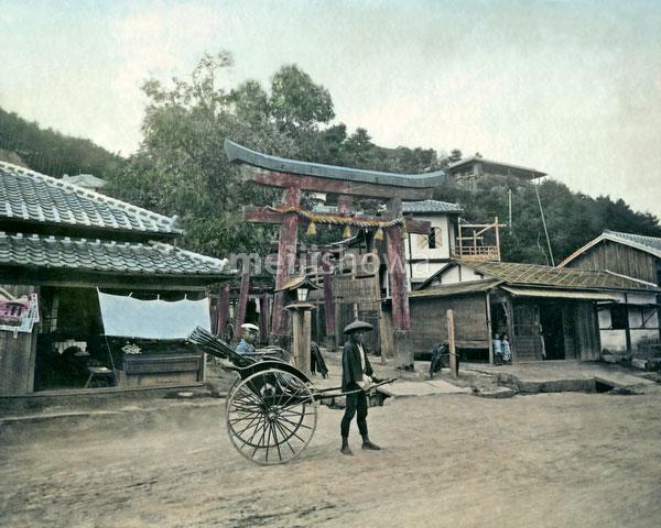 120207-0195-PP - Torii at Suwa Shrine