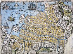 90220-0002 - Nagasaki Map 1801