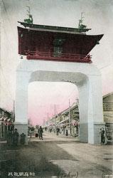 140301-0020 - Shinjuku Triumphal Arch