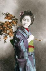 140302-0033 - Woman in Kimono