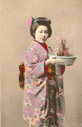 140302-0034 - Woman in Kimono