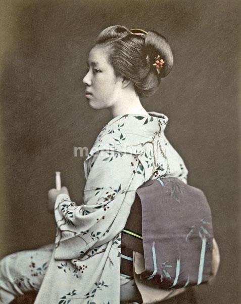140916-0167-PP - Woman in Kimono