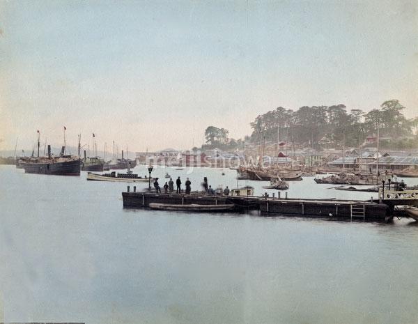 140916-0184-PP - Shimonoseki Harbor