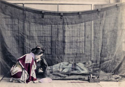 140916-0201-PP - Women and Mosquito Net