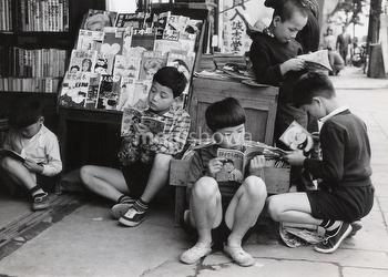 160101-0040-BR - Japanese Boys Reading