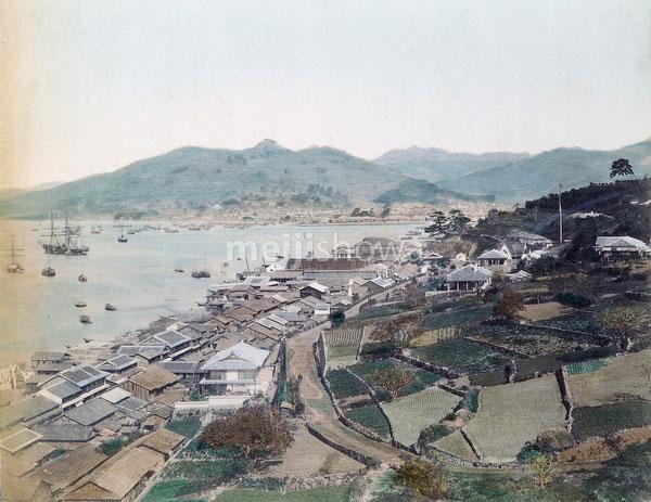 70219-0014 - Nagasaki Harbor