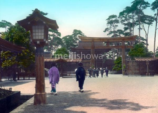 140303-0002 - Meiji Shrine