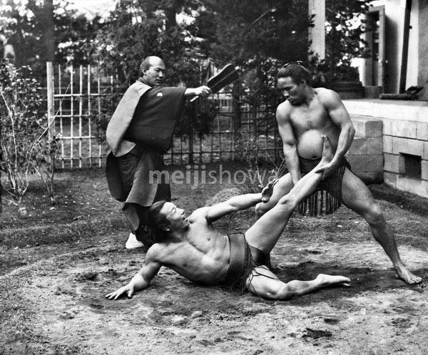 140303-0020 - Sumo Wrestlers