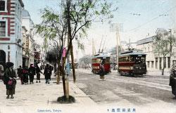 140303-0037 - Ginza Streetcars