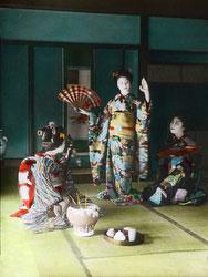 160201-0011 - Dancing Geisha
