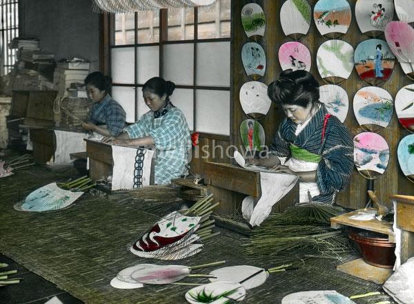 160201-0018 - Uchiwa Fan Makers