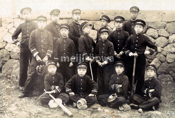180829-0028-KS - Young Japanese Baseball Players