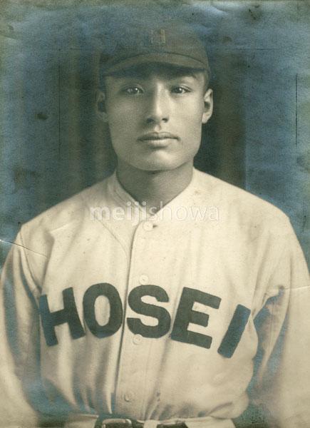 180902-0019-KS - Hosei Baseball Player