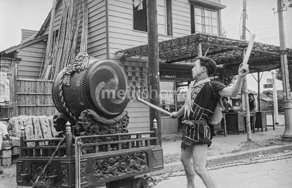 160203-0002 - Taiko Drum at Matsuri